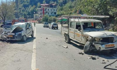 kullu accident cctv footage