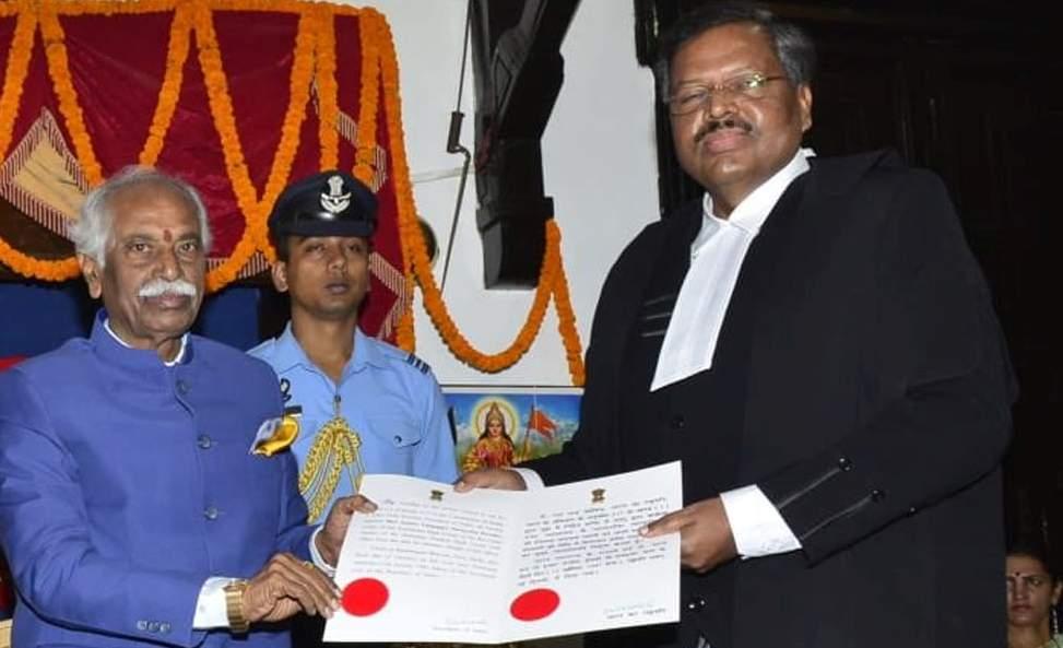 new cj of hp high court Justice Lingappa Narayana Swamy