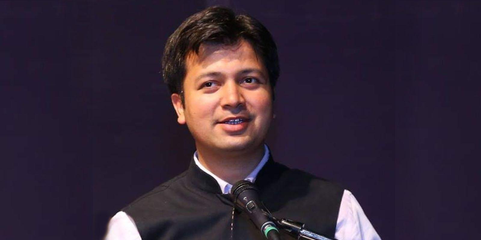 Ashish Chauhan ABVP National Organizing Secretary