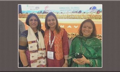 HPPSC Member Rachana Gupta at Global Investor meet