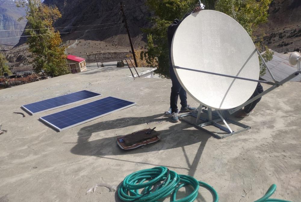Internet in Lahaul-Spiti
