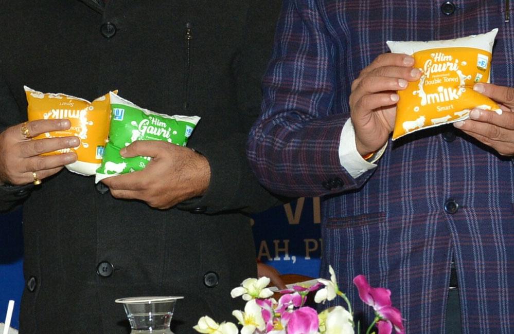 Milkfed fortified milk in himachal pradesh