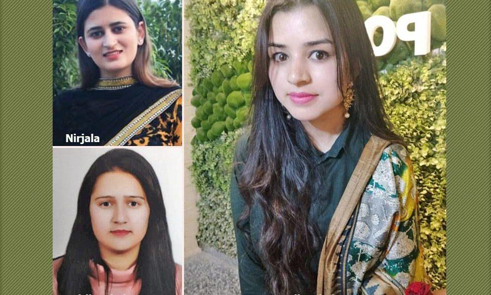 St bede's girls top in hpu exam 2019