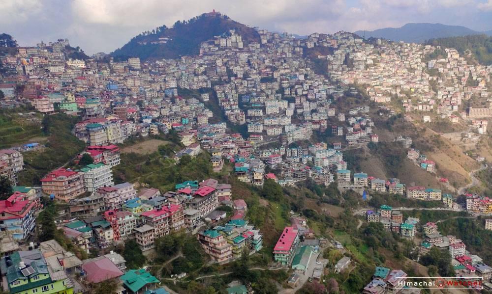 Theft in Sanjauli in shimla