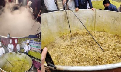 Himachal Sets World Record in Cooking Khichadi in tattapani