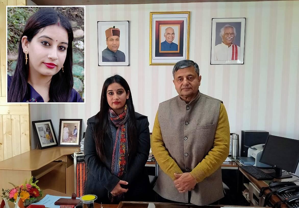 UHF Nauni Dr Reena Kumari