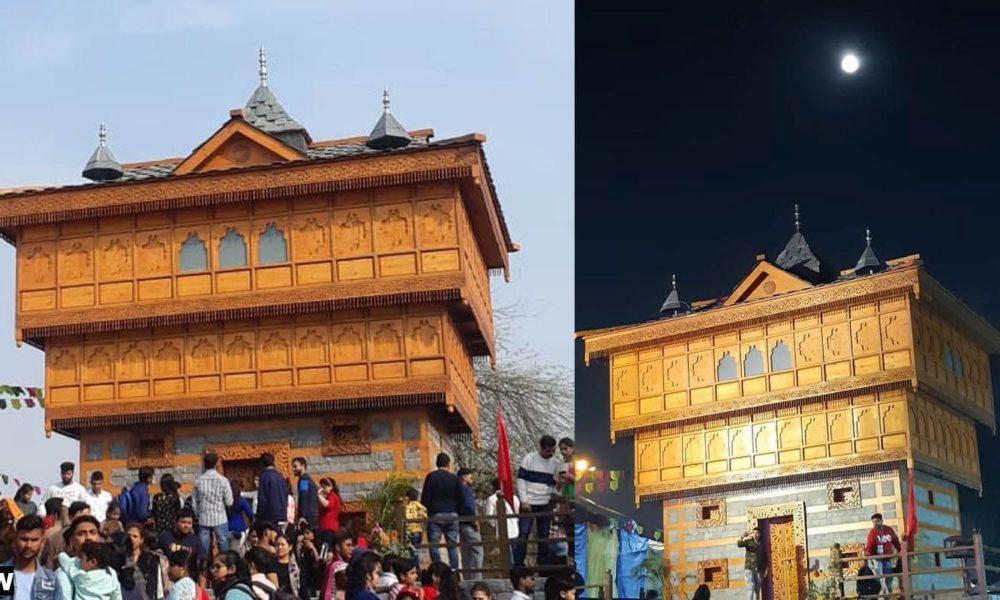 Bhimakali temple in Surajkund Mela 2020