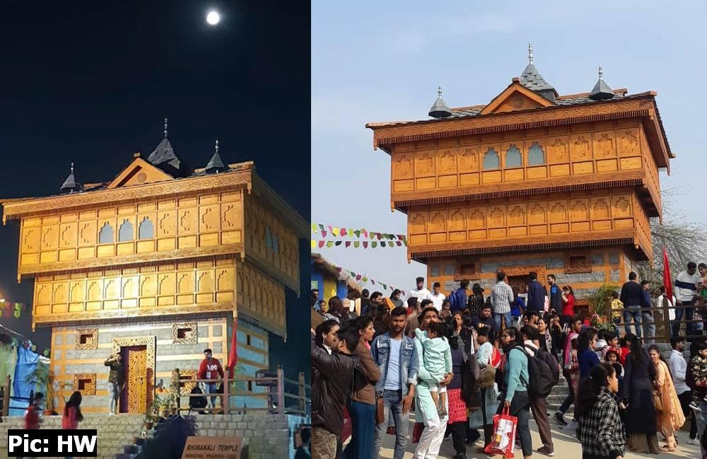 https://himachalwatcher.com/wp-content/uploads/2020/02/Bhimakali-temple-in-Surajkund-Mela-2020-2.jpg