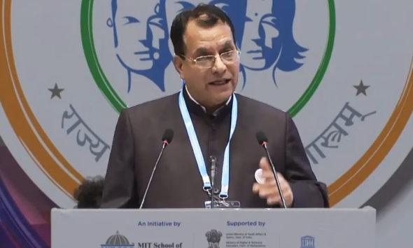 HP Education minister Suresh Bhardwaj