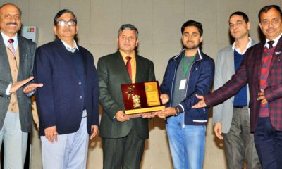 UHF Nauni Gets AIASA Institute of Excellence award f