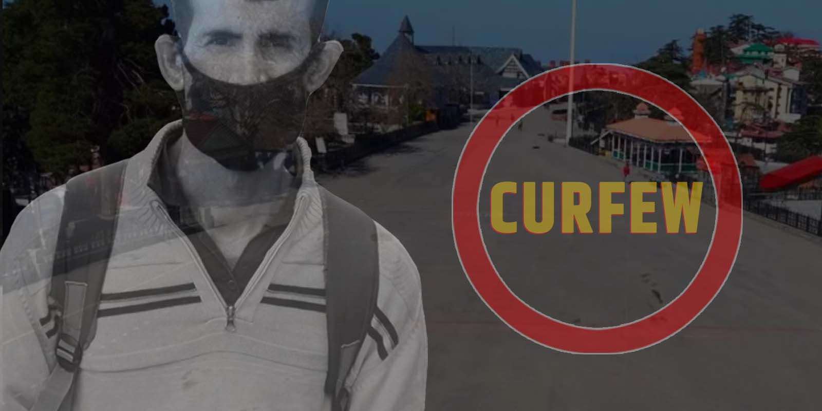 Curfew in Himachal Pradesh from march 24