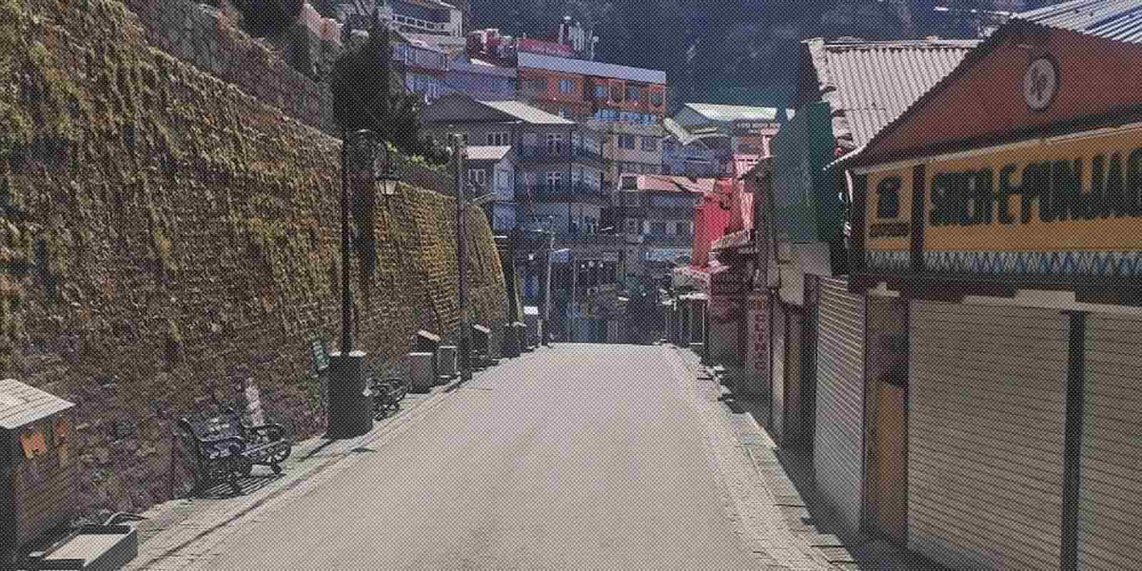 Curfew relaxation in shimla district