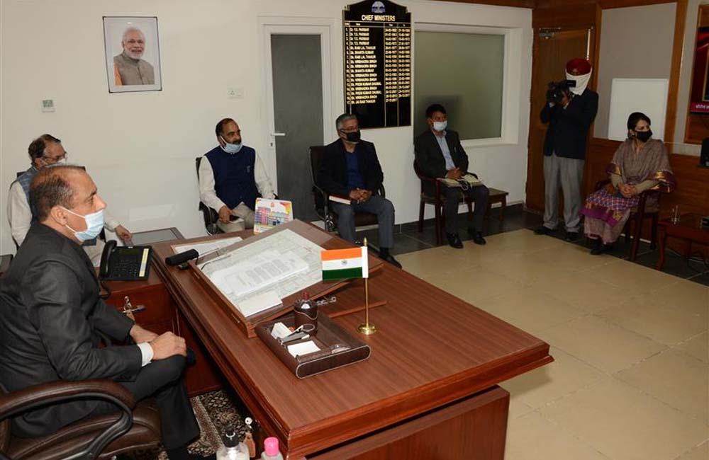 HP Govt school to teach online and via doordarshan