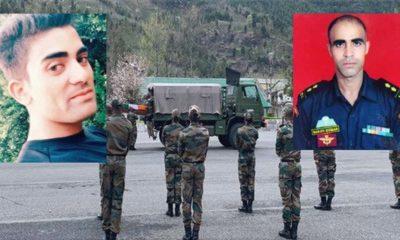 Himachal Jawans martyr in Kashmir in 2020