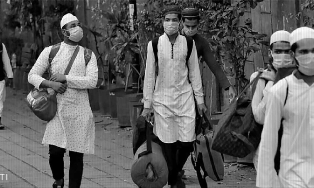Himachali's at Nizamuddin, Delhi