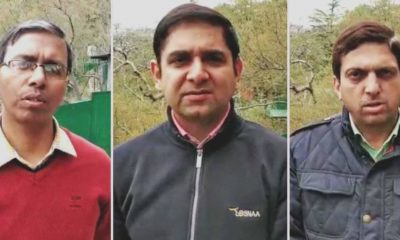 Himachal's IPS and IAS Officers Appeal to tablighi jamaatis2
