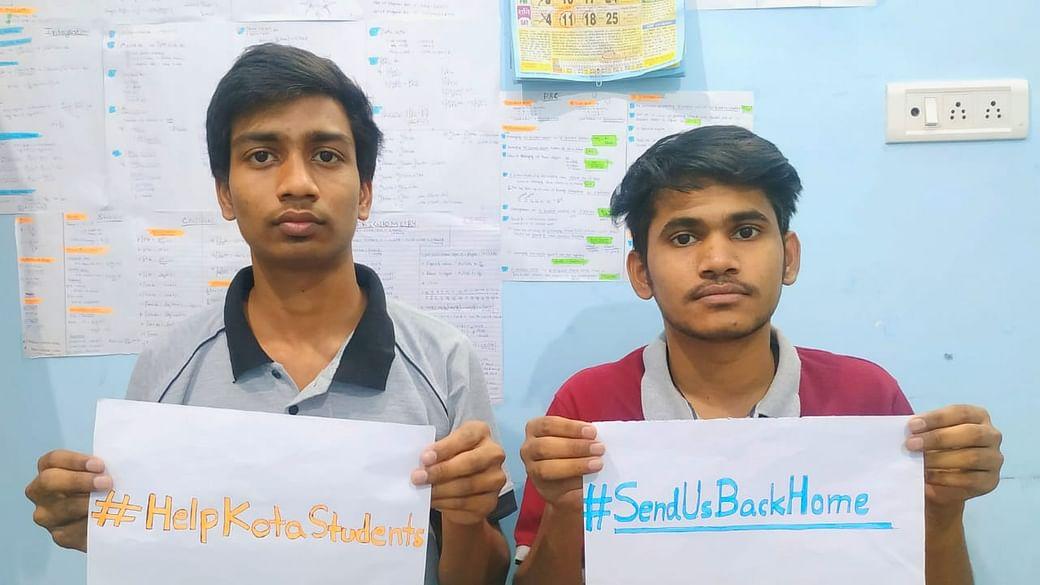 Kota students
