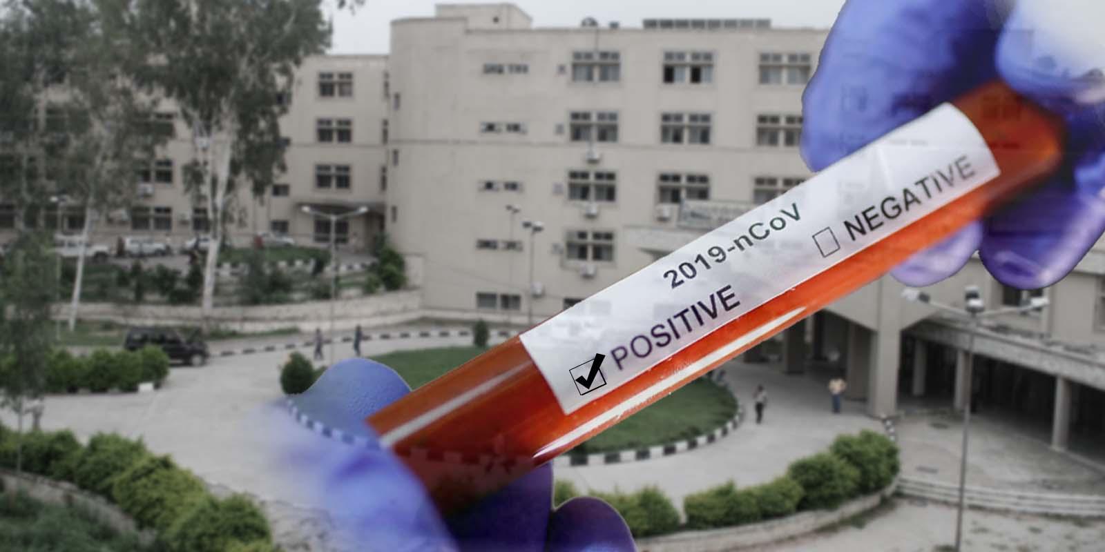 New Coronavirus cases in himachal pradesh