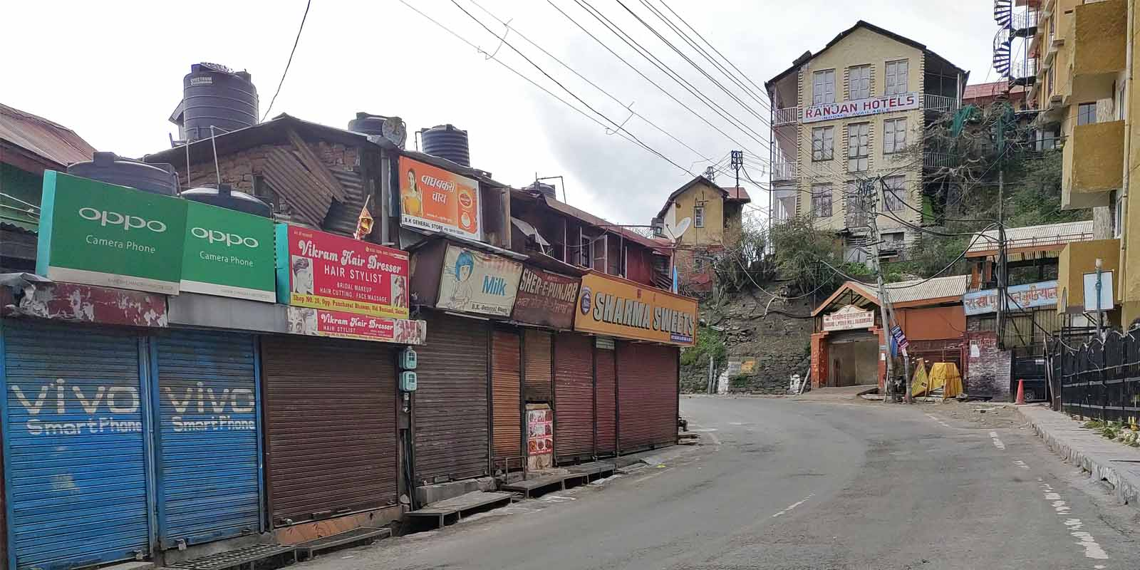 Relaxation in Curfew in himachal pradesh