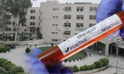 recovered covid-19 patient test positive again