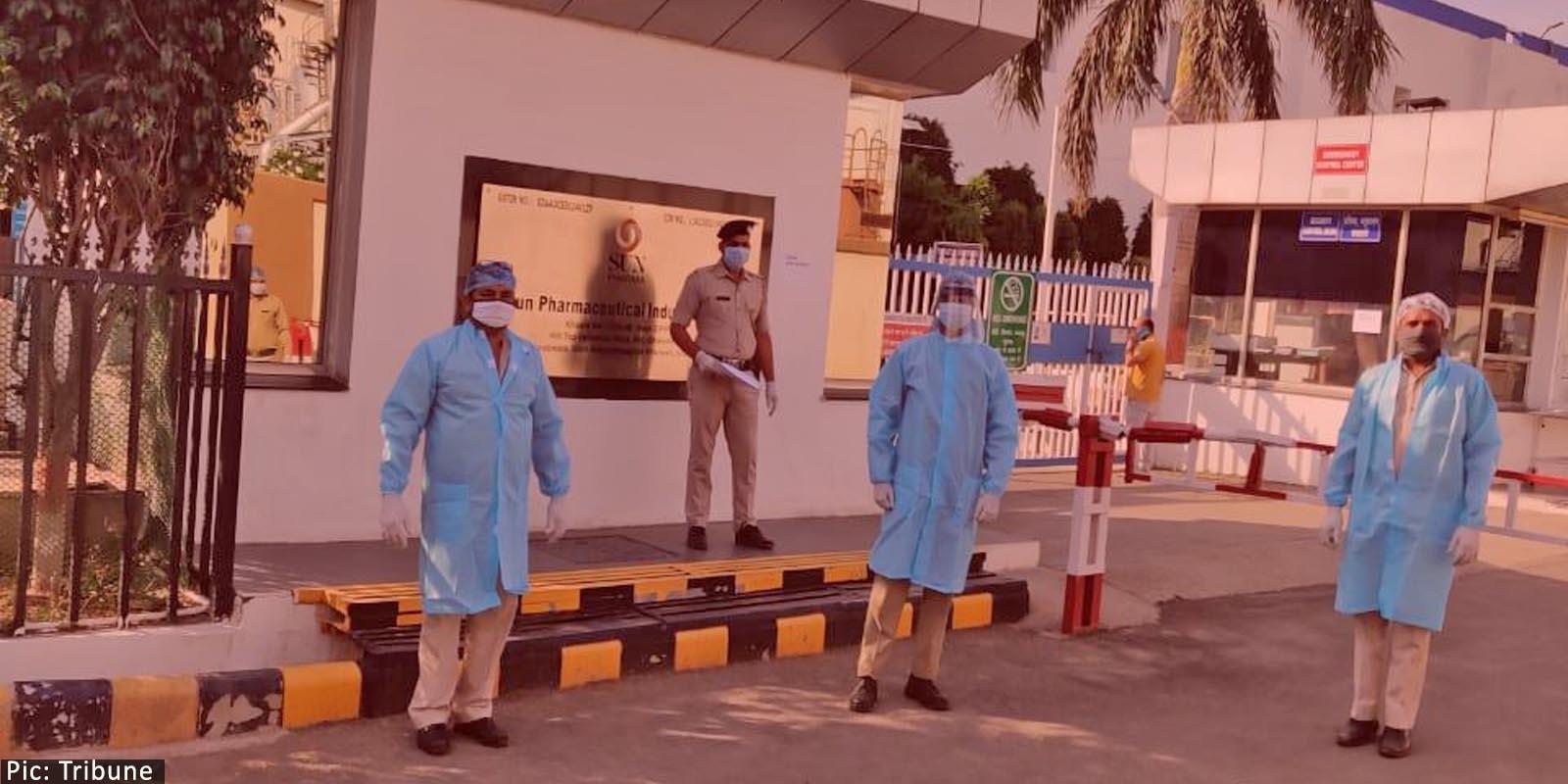 Baddi Pharma unit employee covid-19 positive