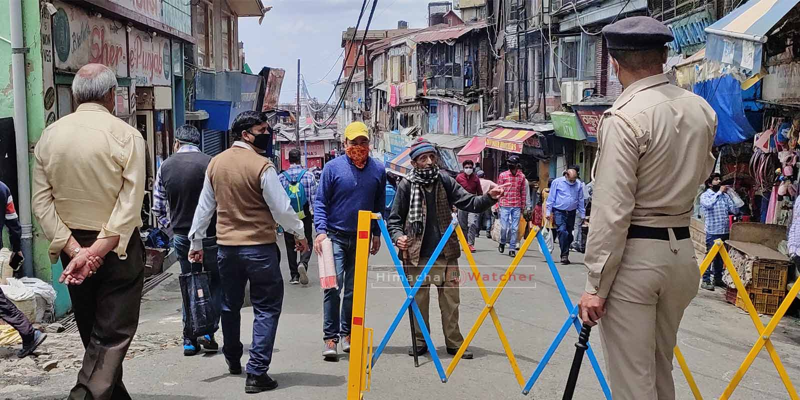 Curfew Relaxation increased in himachal pradesh