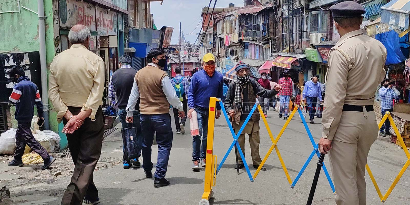 Himachal PRadesh New Cufew rules form June 1