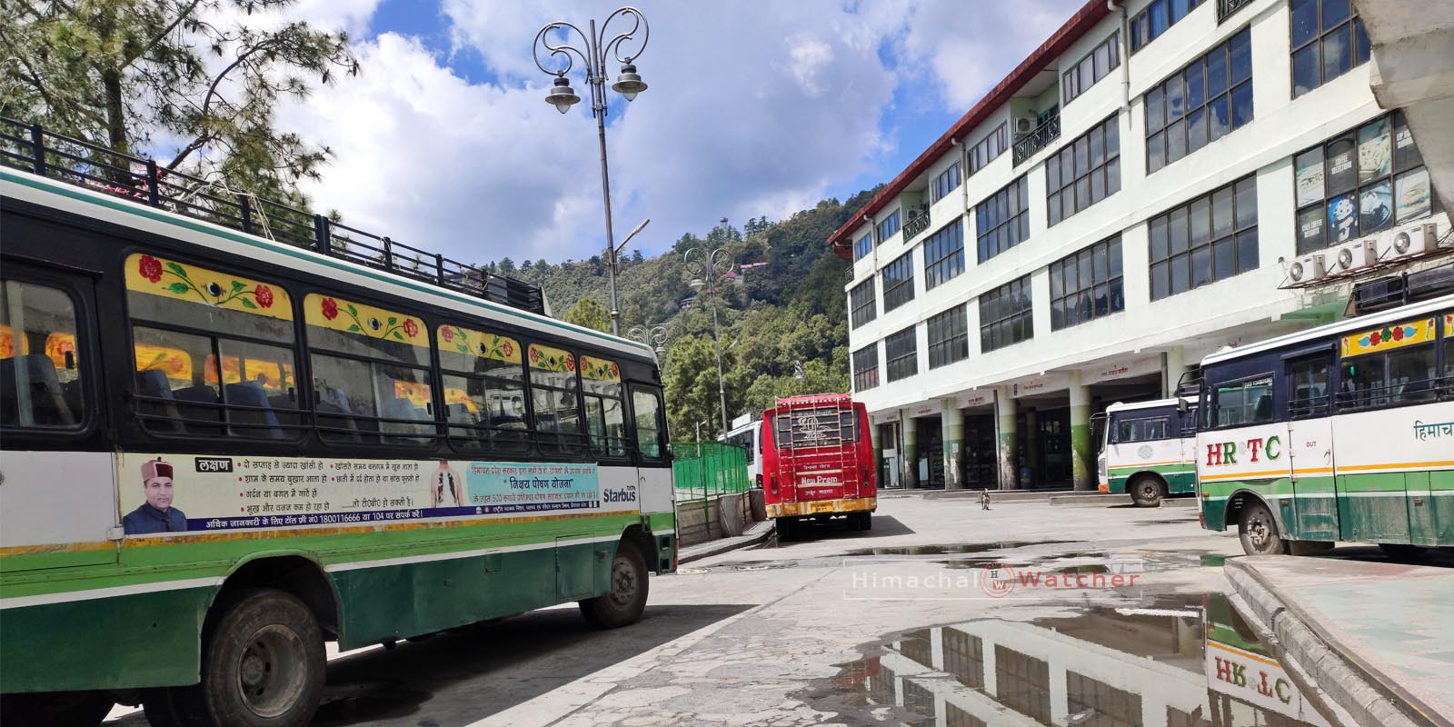 Himachal Pradesh bus Service from june 1