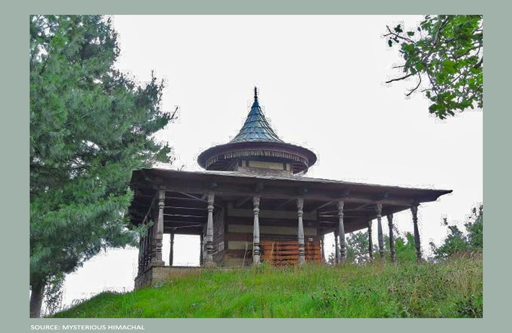 Shimla Paramjyoti Temple