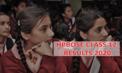 Check HP Board Class 12 Results 2020