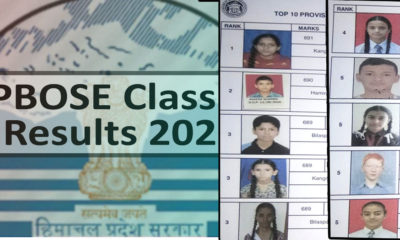 HPBOSE Class 10th Results 2020 declared