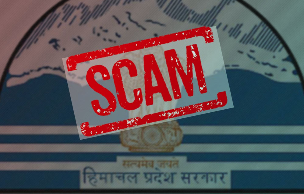 Himachal PRadesh Health Department Scam
