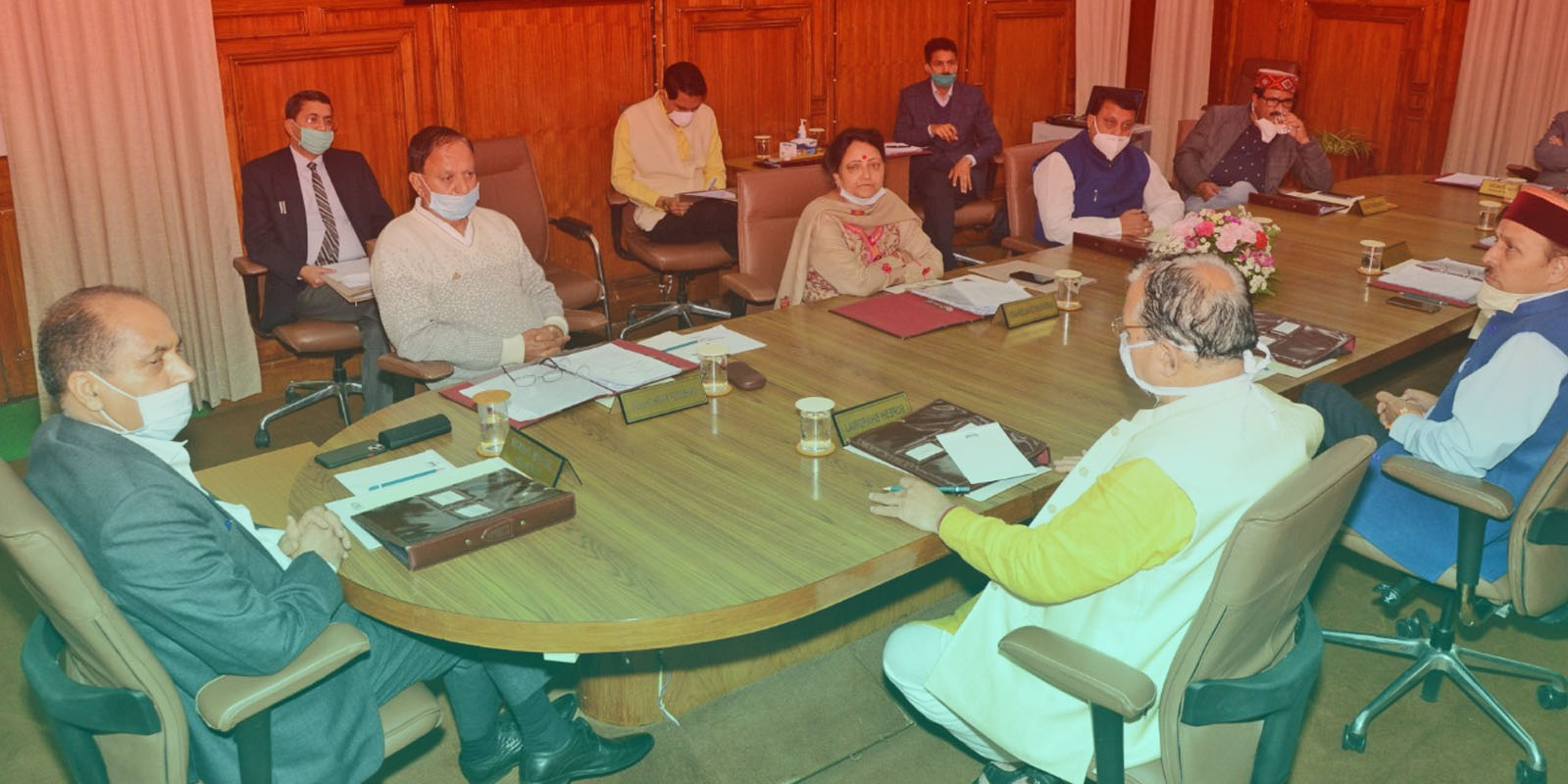 Himachal Pradesh Cabinet Meeting Decisions on June 4, 2020