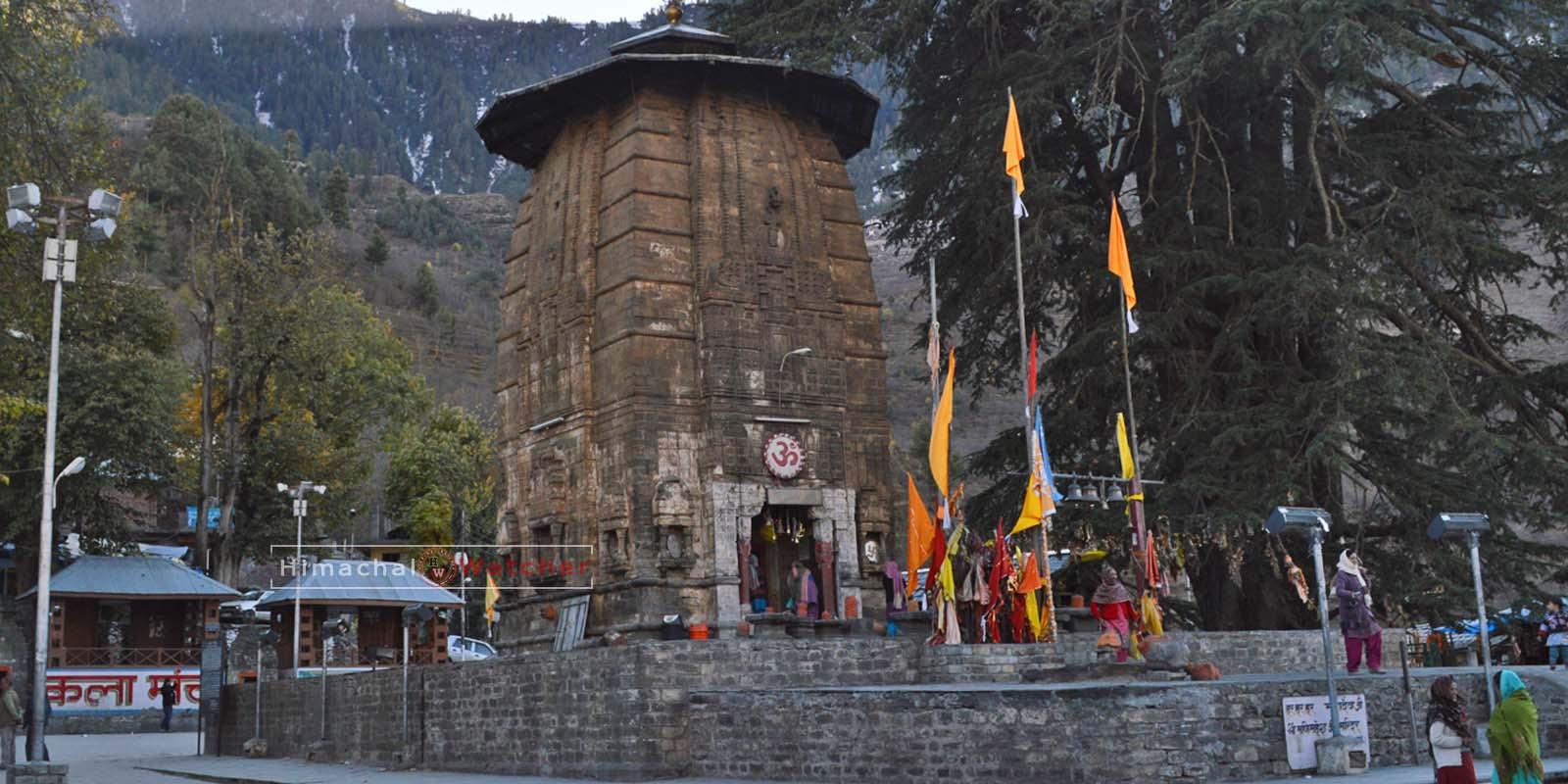 Himachal Pradesh Temples Opening Postponed