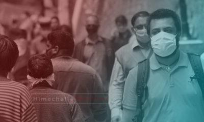 Himachal Pradesh corona cases on june 15