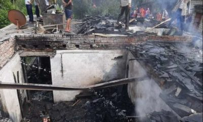 Sarkaghat Fire