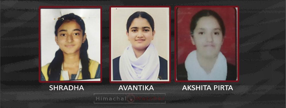 Shimla HP Board Class 12 result portmore