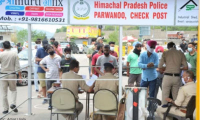 Himachal Pradesh - tourist start coming