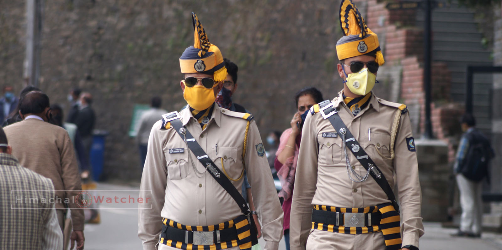 Himachal pradesh penalty for not wearing mask