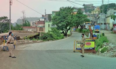 Himachal pradesh - solan and Sirmaur covid-19 cases
