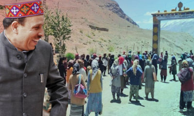 Lahaul-Spiti tribal women booked