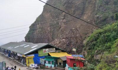 Video shimla landslide bhattakufar