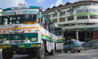 Himachal Pradesh night bus service