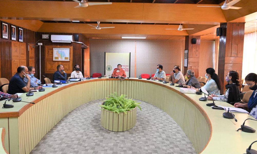 UHF Nauni gets IDI funds