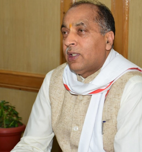 HImachal Pradesh CM Tests Positive for COVID-19