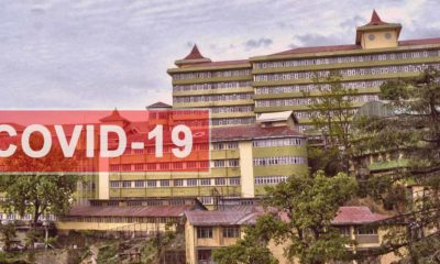 covid-19 in himachal pradesh igmc beds full