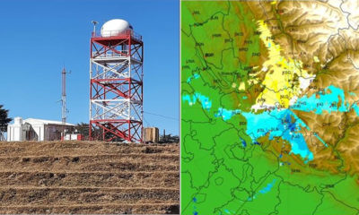 Dopper Weather Radar in Himachal Pradesh's Kufari