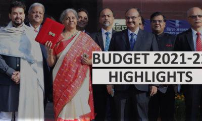 Budget 2021-22 key points