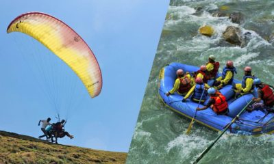 HP Govt notified new adventure sports sites in himachal pradesh