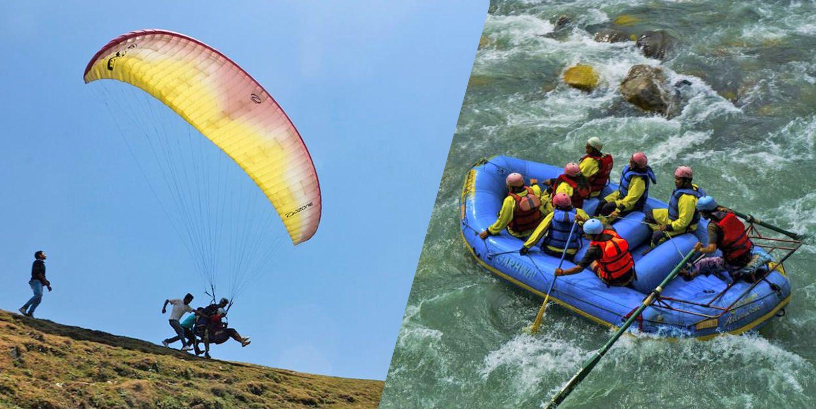 HP Govt notified new adventure sports sites in himachal pradesh
